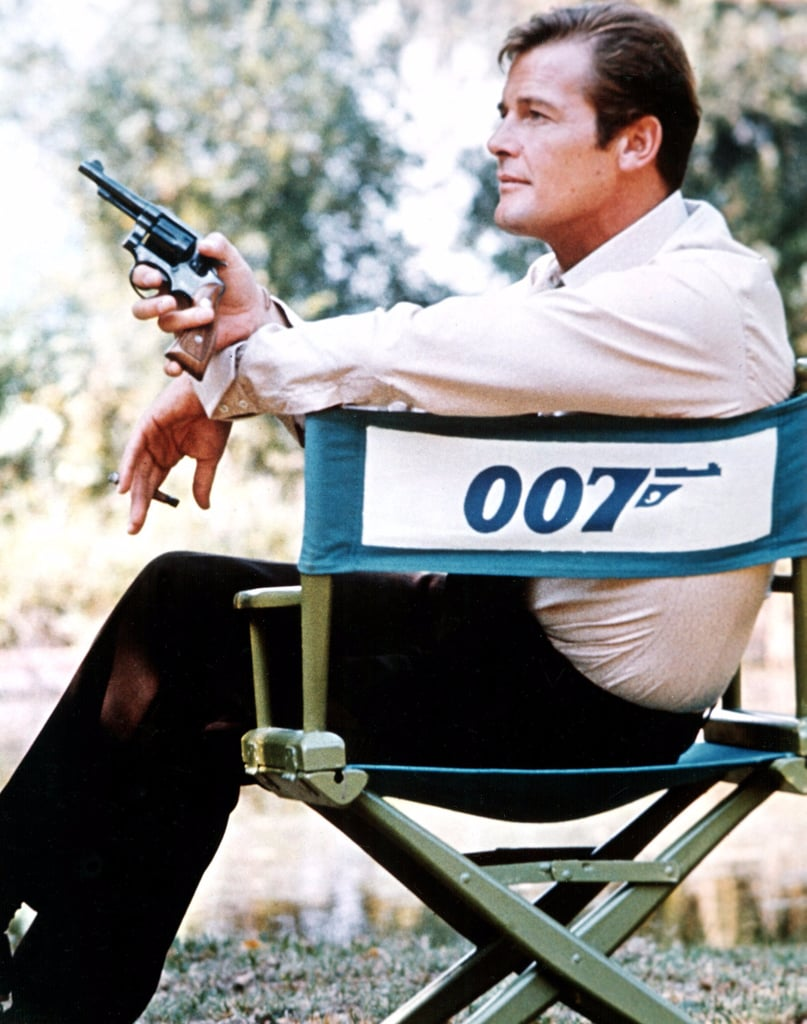 Roger Moore's James Bond Movies