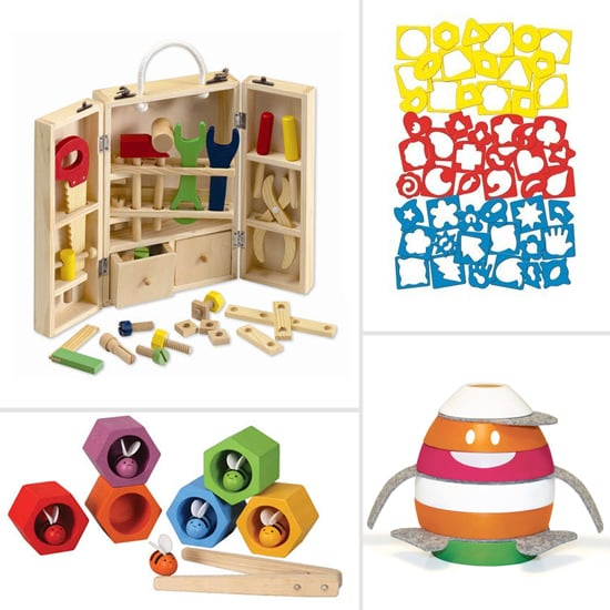 Hone Your Tot's Fine Motor Skills With These Cool Toys!