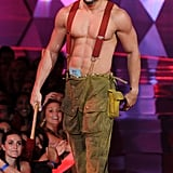 Joe Manganiello, Magic Mike and Magic Mike XXL