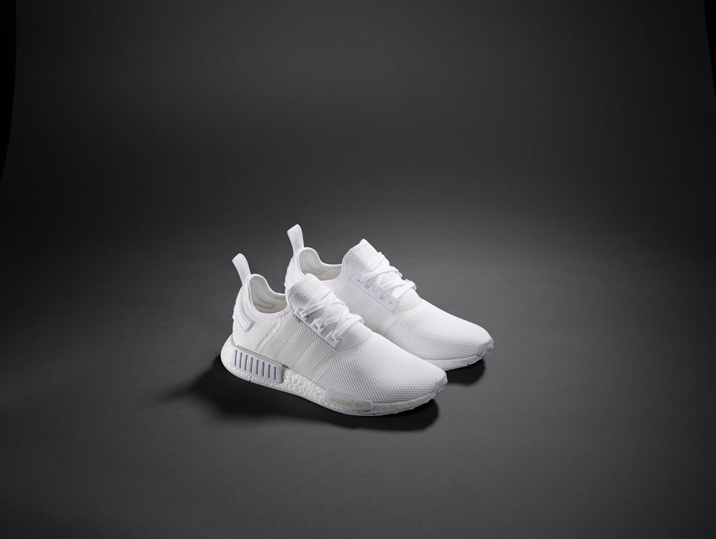 New Adidas Triple White NMD Sneakers | POPSUGAR Fitness