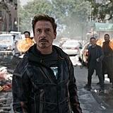 Iron Man, aka Tony Stark