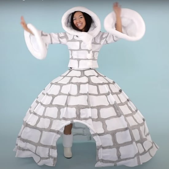 How to Make DIY Lizzie McGuire Igloo Dress | Coolirpa Video
