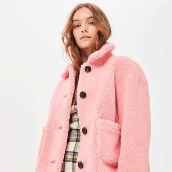 Pink Coats and Jackets