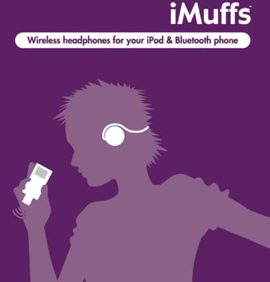 iMuffs Are Way More Stylin' Than Earmuffs