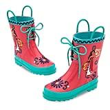Elena of Avalor Rain Boots ($25)