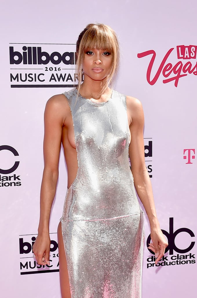 Ciara's Hair and Makeup at the 2016 Billboard Music Awards
