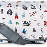 Disney Pixar Print Messenger Bag