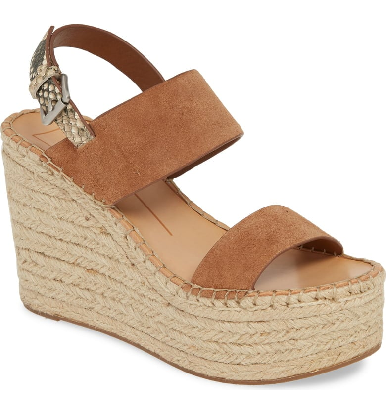 bb50b4b6ddc Dolce Vita Spiro Platform Wedge Sandals | Best Wedge Sandals 2019 ...