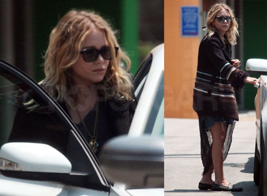 Photos of Mary-Kate Olsen in LA
