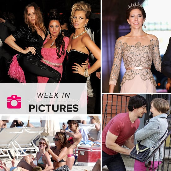 Celebrity News & Pictures: Kate Moss, Princess Mary, Girls