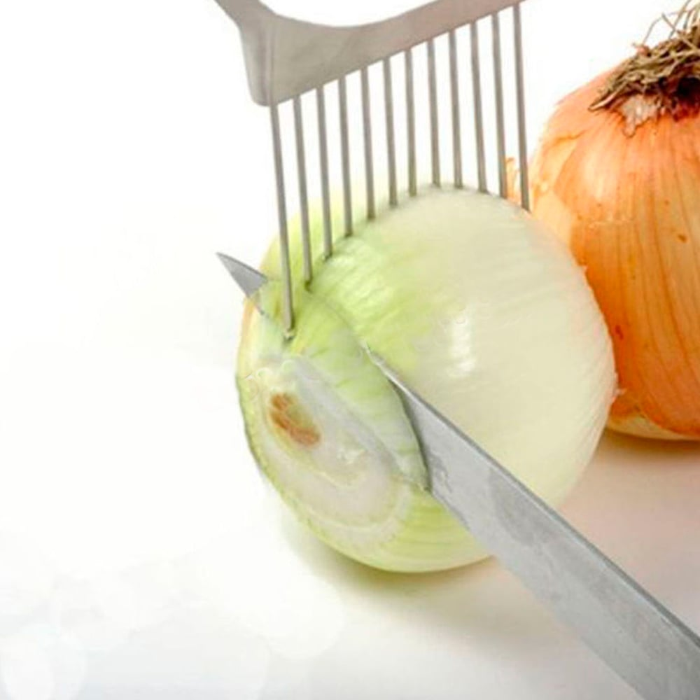 Onion Tomato Vegetable Slicer Gadget