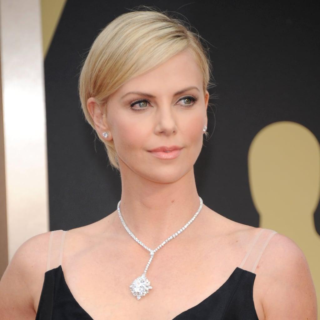 Short Hair Trend At The Oscars 2014 Popsugar Beauty