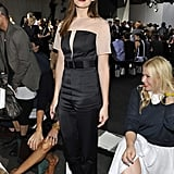 New York Fashion Week Celebrity Pictures