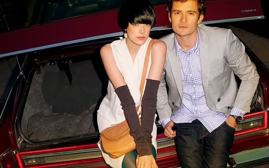 Agyness Deyn and Orlando Bloom for Me & City