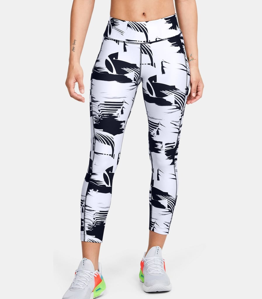 HeatGear® Armour Printed Ankle Crop