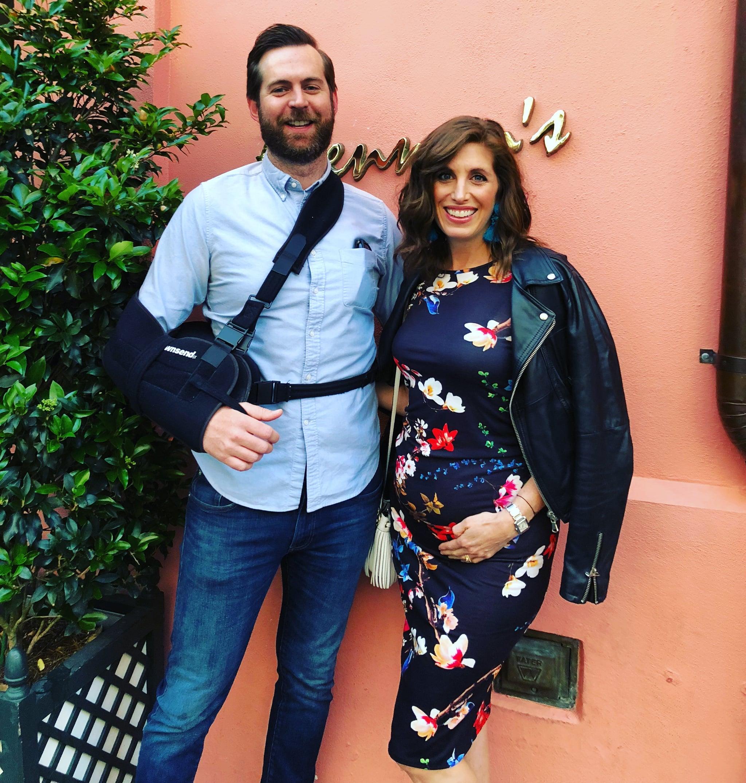 Pregnant anniversary