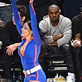 How About NY Knicks Cheerleaders? Nope
