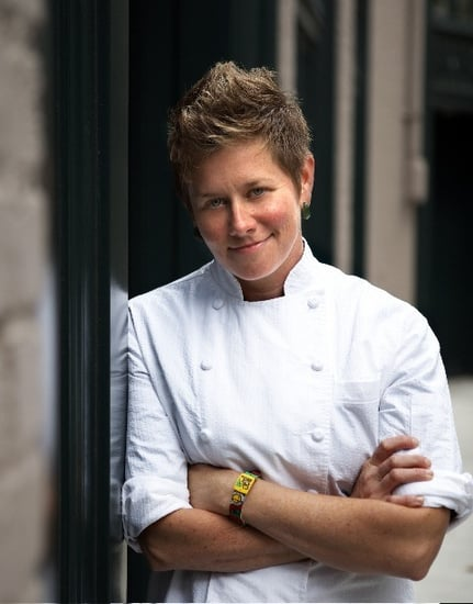 Catching Up With Top Chef's Jen Biesty