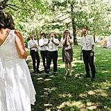 Oregon Campground Wedding