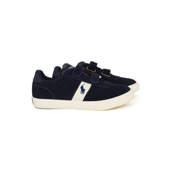 Trainers, approx $90, Ralph Lauren Baby at Alex and Alexa