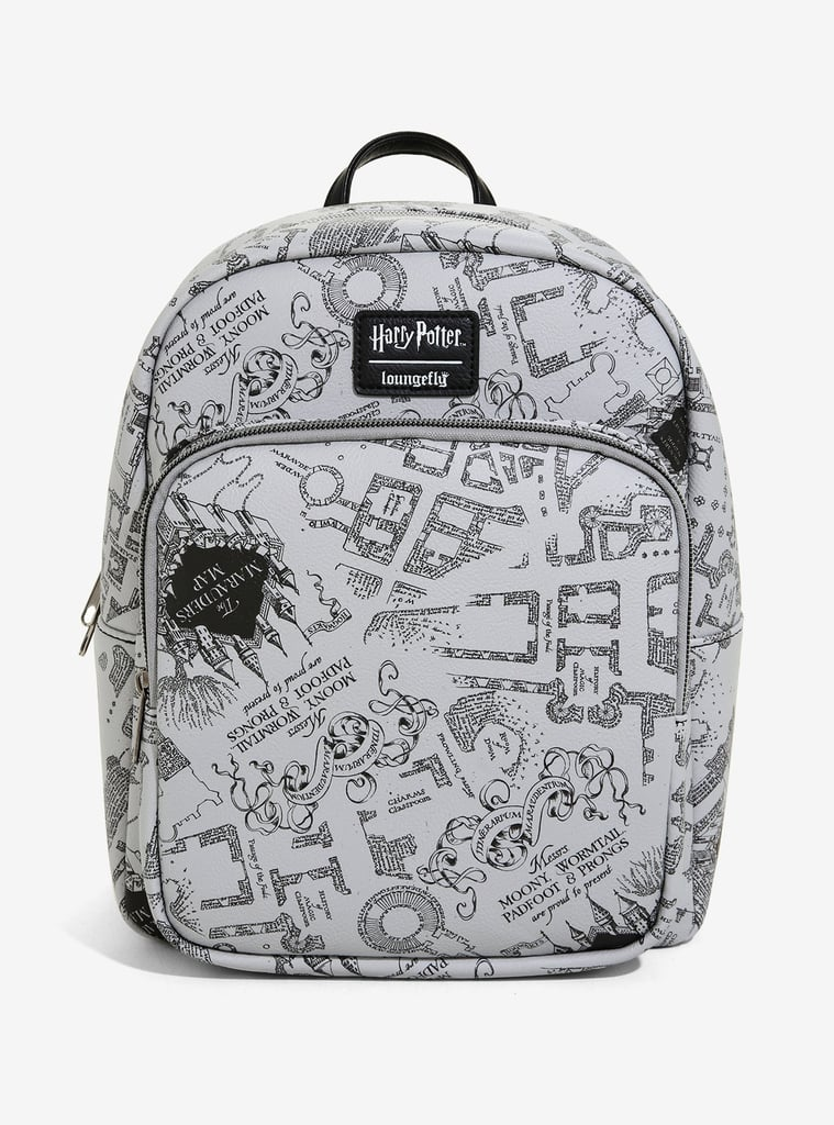 Loungefly Harry Potter Marauder's Map Mini Backpack