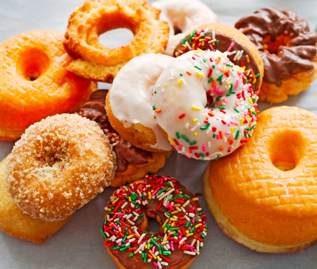 Doughnuts Are the Best Cheat Meal