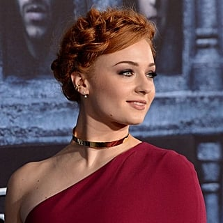 Sophie Turner Different Hairstyles