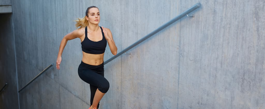 How to Run Stairs, According to a Fitness Expert