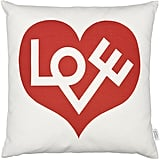 Vitra Graphic Love Pillow (£83)