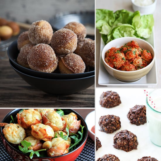Round-Shaped Food Recipes