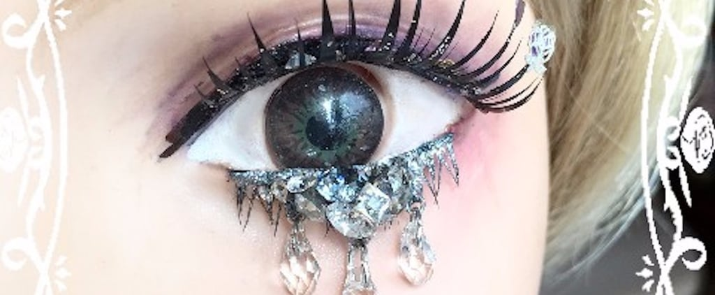 These Insane Japanese Eyelashes Will Make You Do a Double Take