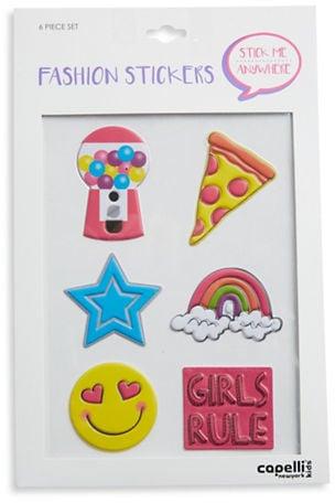 Fashion Sticker Sheet