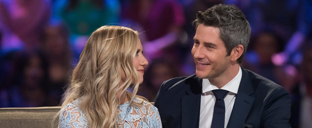 "Arie ""Jokes"" About Keeping Becca Away From His Wedding: ""Just Tell Her She's Not Invited"""