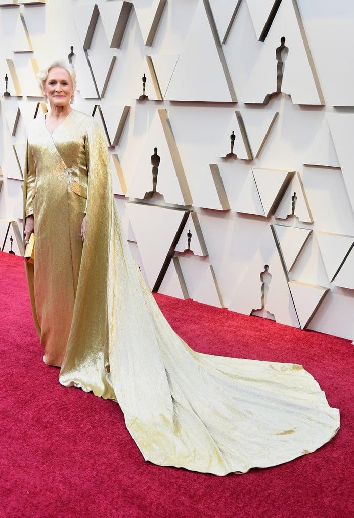 Glenn Close at the 2019 Oscars