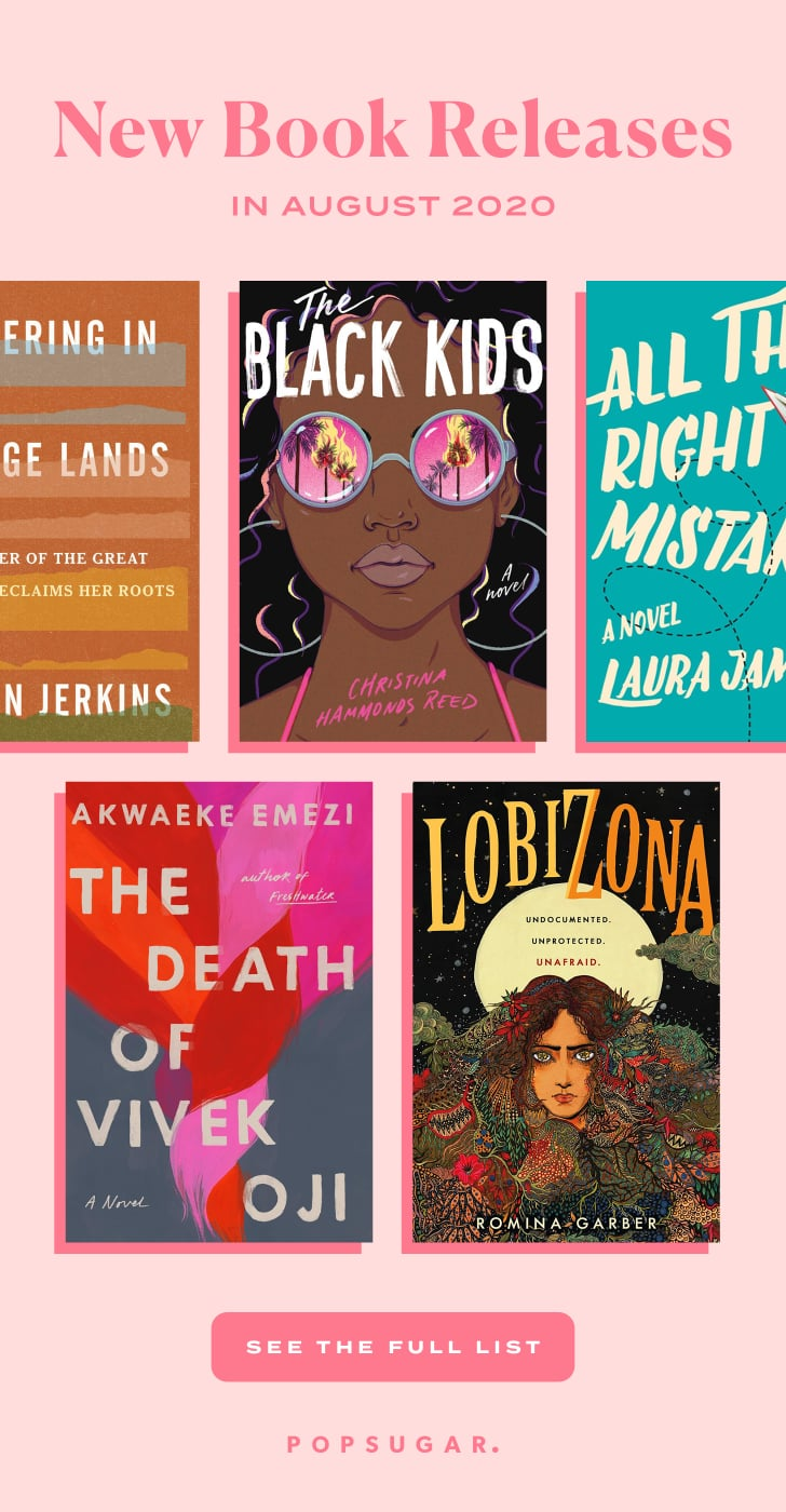 The Best New Books Coming Out in August 2020