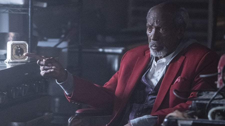 Watchmen: Here's What We Know About Louis Gossett Jr.'s Mysterious Will Reeves