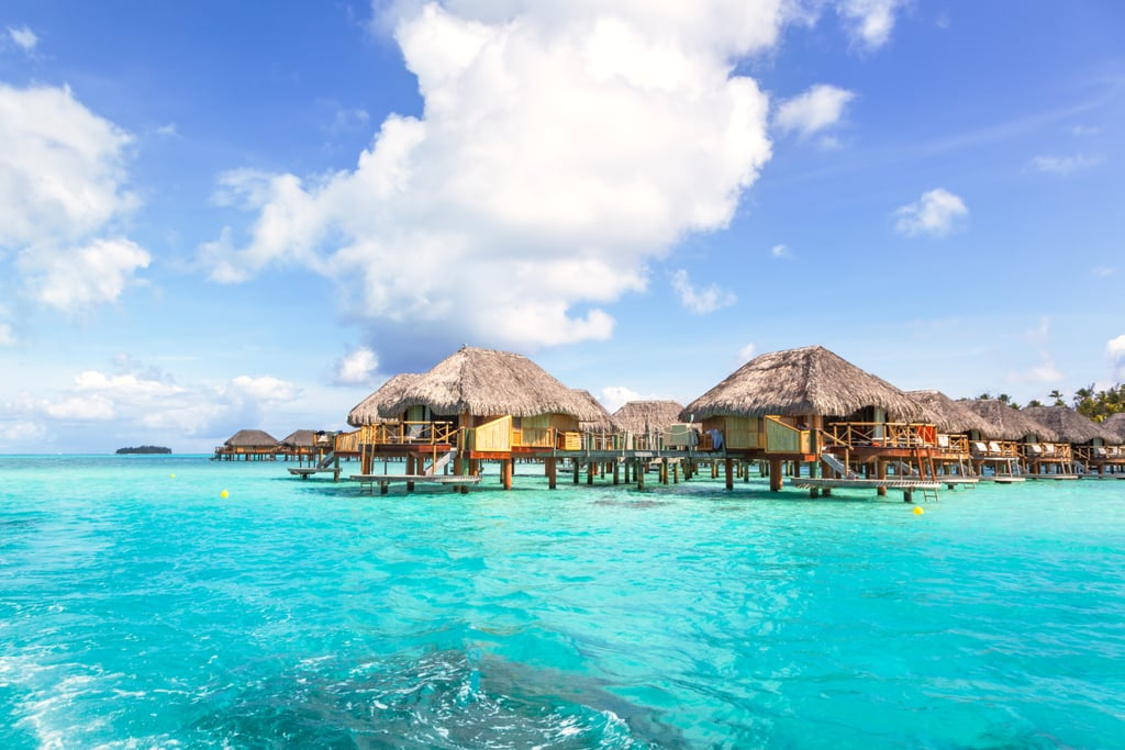 Spend the Night in an Overwater Bungalow