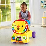 3-in-1 Sit, Stride, and Ride Lion
