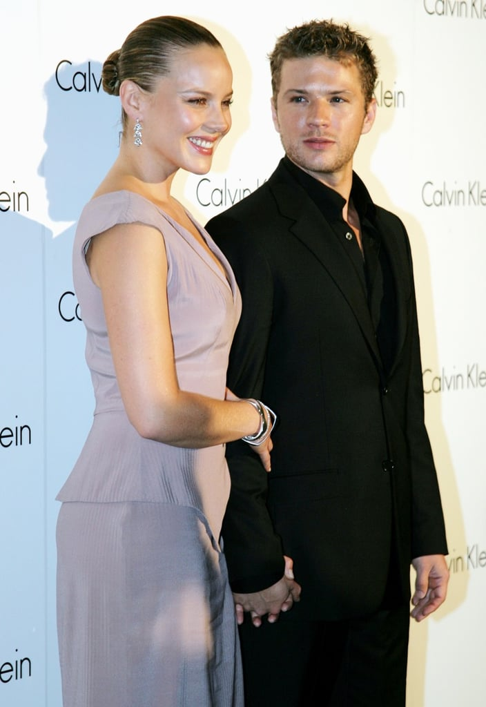 Actress and hostess Abbie Cornish and actor Ryan Philippe