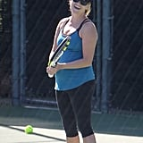 Reese Witherspoon's Sporty Style