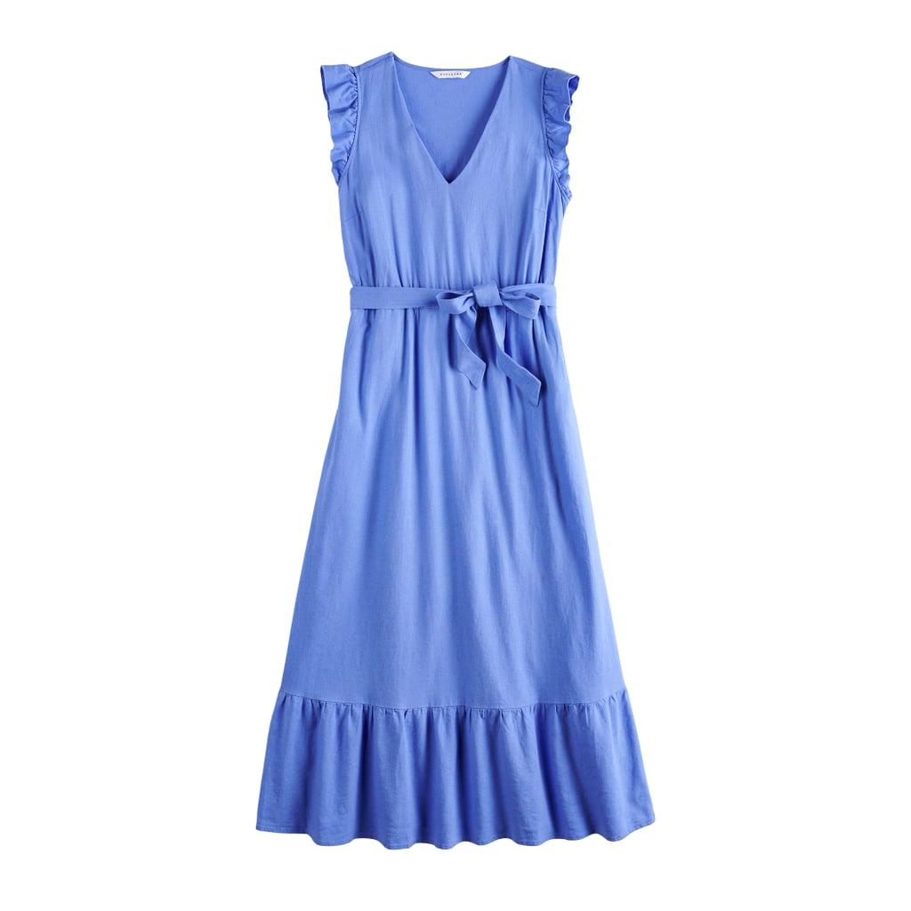 Petite S Chaps Sleeveless Midi Dress Dresses Petite Wedding