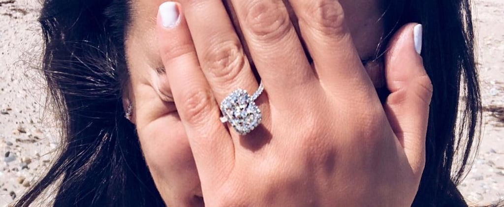 Lea Michele's Engagement Ring