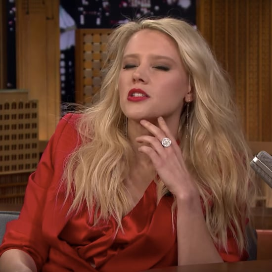 Kate McKinnon Impersonating Gal Gadot on The Tonight Show