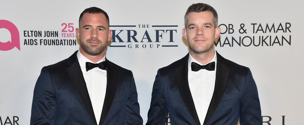 Russell Tovey Is Engaged to His Longtime Partner, Steve Brockman