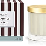 Henri Bendel Eucalyptus & Sea Salt Scented Candle
