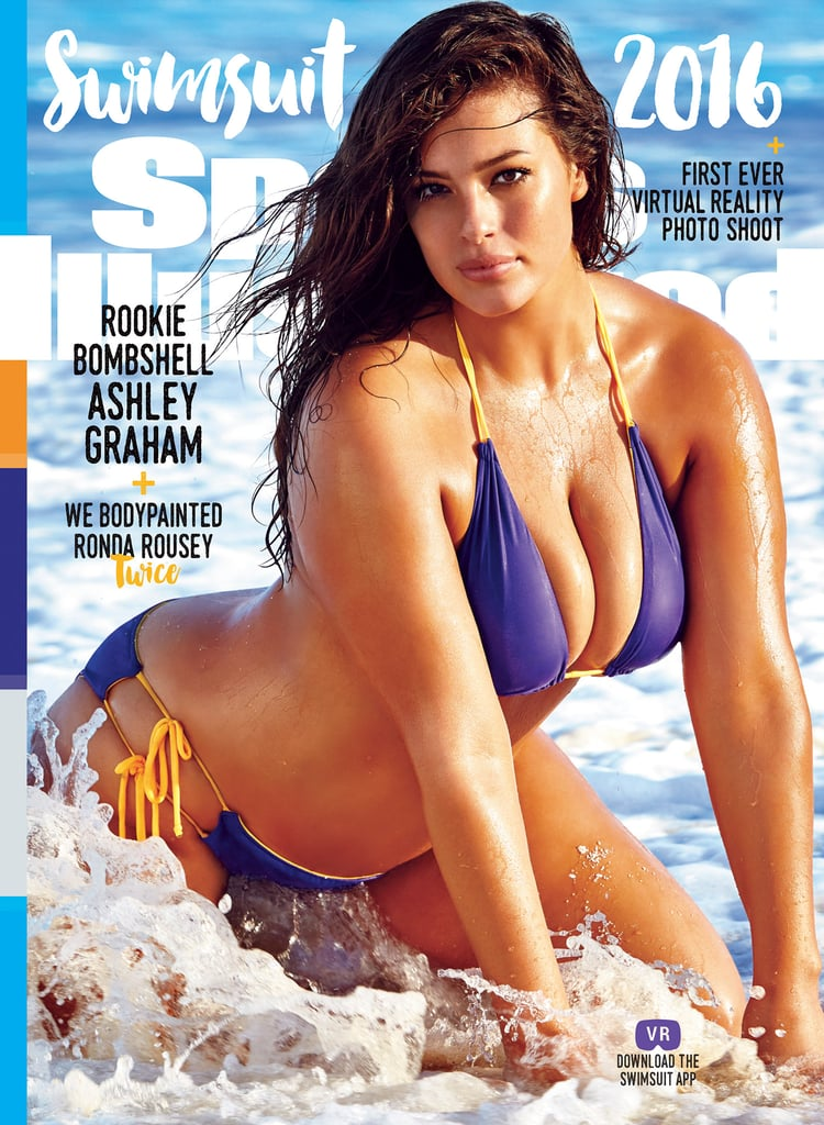 Ashley Graham's Sports Illustrated Swimsuit Cover