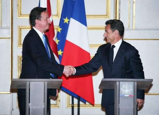 Nicolas Sarkozy's Height
