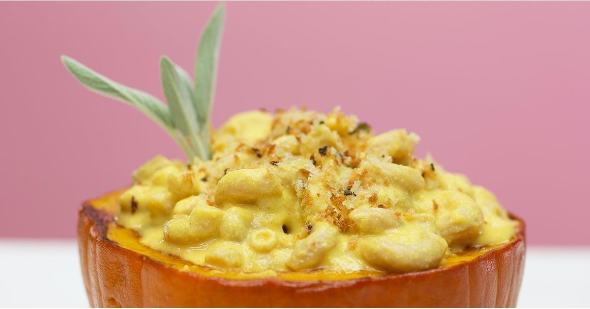 Vegan Pumpkin Mac and Cheese Is the Ultimate Fall Comfort Food