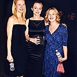 In a truly nostalgic '90s moment, Gwyneth posed with Heather Graham and Drew Barrymore at the ShoWest Awards in Las Vegas back in September 1998.