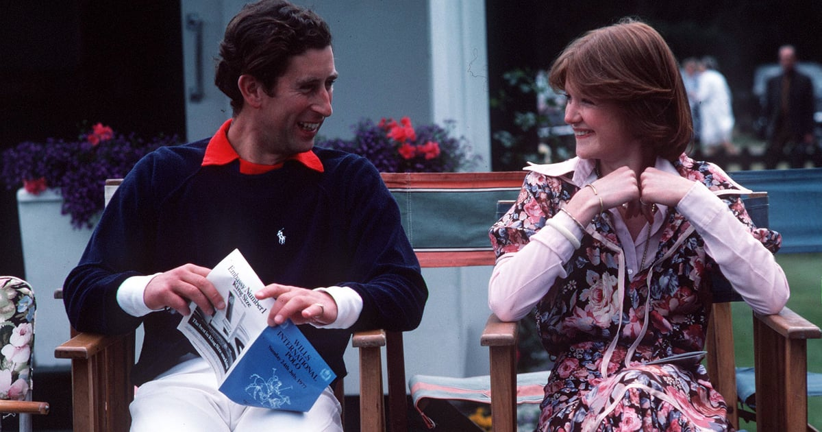 Did You Know Prince Charles Dated Princess Diana's Sister First? His History With Lady Sarah
